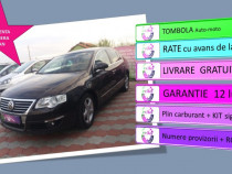 ***Volkswagen Passat Limuzina/Cutie viteza automata DSG
