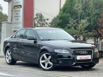 Audi A4 S-Line An 2010 Euro 5 Motor 2.0 TDi Livrare