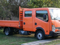 Nissan Cabstar Iveco Daily - an 2008, 2.5 (Diesel)