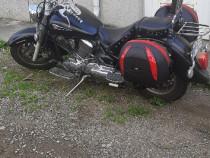 Moto Yamaha dragstar 1100