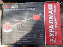 Motocoasa Profesionala UralMash 5,7 CP Noua Garantie 2 ani!!