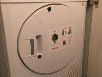 Uscator rufe haine prin condensare,clasa A++,7kg,Germany