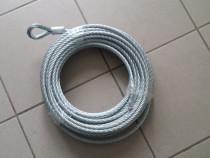 Sufa,cablu din otel pentru troliu