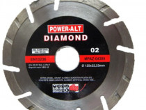 Disc diamantat segmentat 125 mm DIAMOND