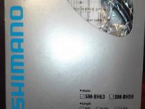 SHIMANO furtun frama hidraulica kit SM BH63 de 170 cm NOU