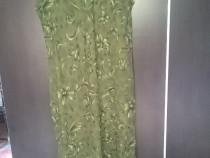 Rochie de seara verde 46-48