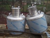 Cazane (cazan) de inox alimentar de 90 de litri
