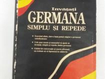Învățați germana simplu și repede - 6 casete audio+ ghid de