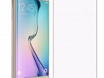 Folie Sticla Samsung Galaxy S6 Edge Tempered Glass