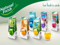 Odorizante camera cu betisoare Natural Fresh