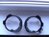 Set suporti proiectoare ceata renault symbol 2002 -2010