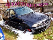 BMW 320d an 2001, culoare negru metalizat, mot 1950, 136cp
