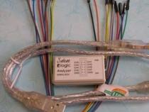 Osciloscop USB 8 canale 24MZ pentru semnale digitale