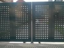Panouri de gard,tabla perforata, modele moderne