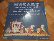 Vinil - Mozart Sinfonia concertata in mi bemol major pentru