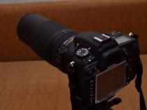 Obiectiv Foto 70-300mm f4.5-5.6G IF-ED+Teleconverter 2X