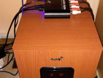 Decodor digital in analog 5.1 dts dolby digital ac3 pentru s