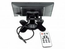 Player video 7inch full hd cu modulator fm