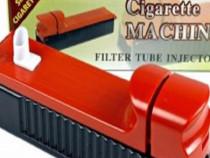 Aparat manual de făcut țigări injector tutun