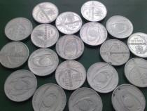 Monede vechi,necirculate cu valoare nominala de 500 lei