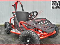 Go Kart BEMI mini Buggy 80cc OHV 4T Rosu