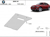Scut metalic pentru cutia de viteze Bmw X6 fabricatie 2008-