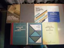 Culegeri de matematici superioare dinainte de 1989