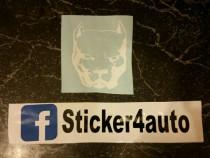 Sticker Pitbull