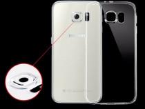 Samsung S6 Edge - Husa AIRCASE Ultra Subtire 0.25mm Silicon