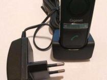 Handsfree telefon fix Gigaset L410 clip curea