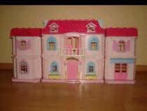 Castel Barbie originar Mattel ca nou