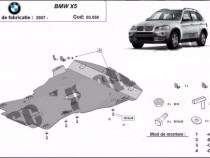 Scut motor Metalic BMW X5 motorizare 3.0D , 3.0SI , 4.8, fa