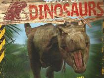 Cartea The Dangerous Book of Dinosaurs, despre dinozauri
