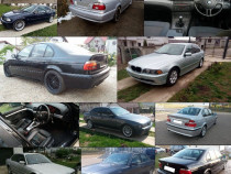 Dezmembrez BMW E46/E38/E39 diesel si benzina