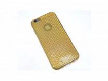 Husa silicon iphone 6 iphone 6s diamond gold produs nou