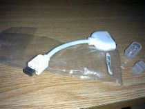 Adaptor apple mini-vga to vga adapter