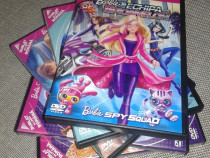 Barbie 5 DVD noutati dublate in limba romana