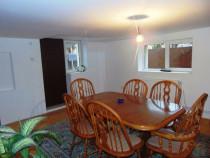 Inchiriez apartament 2 camere la casa zona calea dumbravii