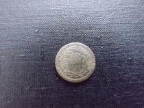 10 Cents 1917 Nederlanden Wilhelmina, din argint-de colectie