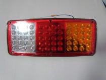Stop camion 14 x 75 cu LED 12V.