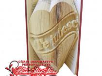 Carti decorative personalizate