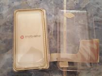 Rama/Husa/Bumper mijloc gold mobiama apple iphone 6 sau 6s