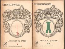 Prin foc si sabie-Henryk Sienkiewicz 2 vol.