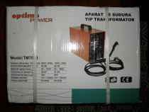 OPTIMO POWER, TM7003, aparat de sudura tip transformator,nou