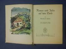 Romeo und Julia auf dem dorfe - Gottfried Keller 1921