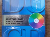 Dictionar universal de muzica (include cd)