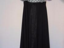 Rochie de seara, noua, realizata pe comanda, la croitor