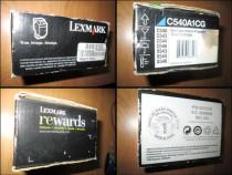 LEXMARK Consumabil Cyan Return Program Toner Cartridge