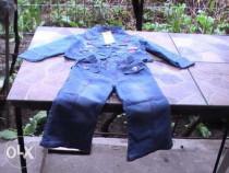 Costum de blugi pentru fetite