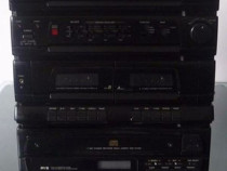 Combina Vintage PYE 94005. Stereo Music System With CD